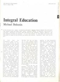 Integral Education