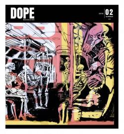 Dope Magazine #2 (2018)