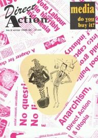 Direct Action # 09 - Winter 1998-99