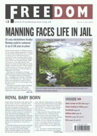 Freedom Vol. 74 – July 2013