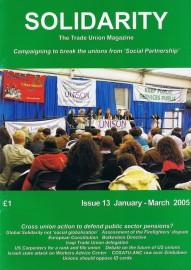 Solidarity - Issue # 13 (Jan-Mar 2005)