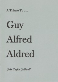 A Tribute to Guy Alfred Aldred