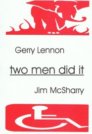 Two Men Did It : New Writing