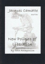 Jacques Camatte and the New Politics of Liberation