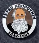 Peter Kropotkin badge