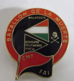 Malatesta Enamel Badge