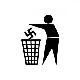 Bin Nazis badge