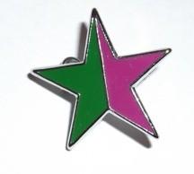 Green Feminism badge