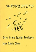 Wrong Steps: Errors in the Spanish Revolution