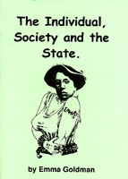 The Individual, Society, and the State