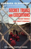 Secret Trials and Executions