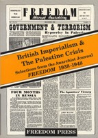 British Imperialism And The Palestine Crisis 1938-1948